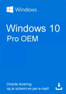 Windows 10 Professional OEM